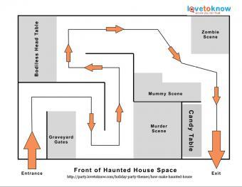 Printable sample floor plan