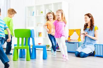 Children's Indoor Party Games