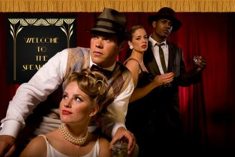 1920s Themed Party Decoration Ideas