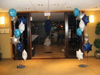 Bar Mitzvah Party Decoration Ideas