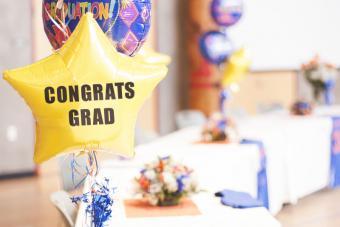 Graduation Party Decoration Ideas