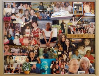 Personalized collage