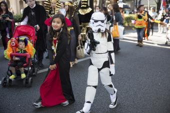 Halloween Parade Ideas