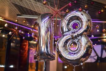 Birthday Theme Ideas for an 18th Birthday Party
