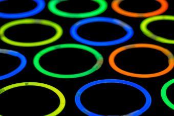 Glowstick bangles