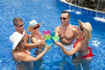 Adult Pool Party