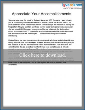 Click to download the Accomplishments toast.