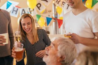 Retirement Toasts