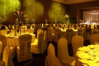 Banquet hall lighting