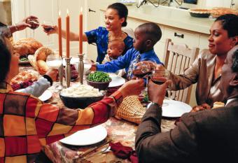 Thanksgiving Toasts