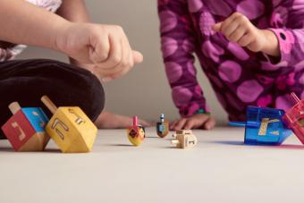 Dreidel Song and Game