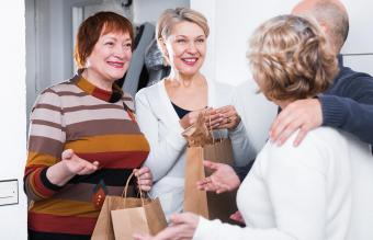 What to Put in Goody Bags for Adults