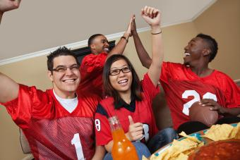 14 Fun Super Bowl Party Game Ideas for Adults and Kids