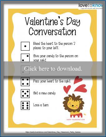 Heart Conversation Game