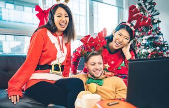 31 Unique Virtual Holiday Party Ideas