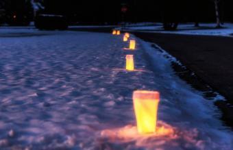 Paper Lantern Luminaries