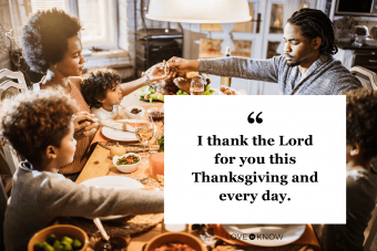 Religious Message for Thanksgiving