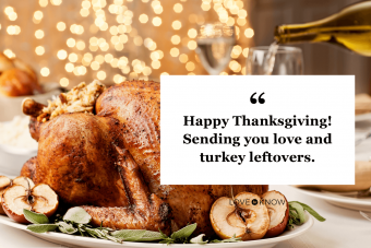 Words to Use in Happy Thanksgiving Text