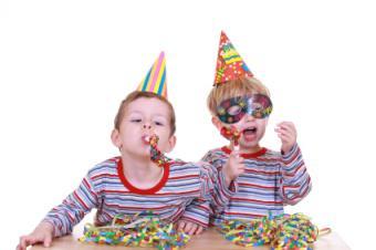 Children's Birthday Party Favors