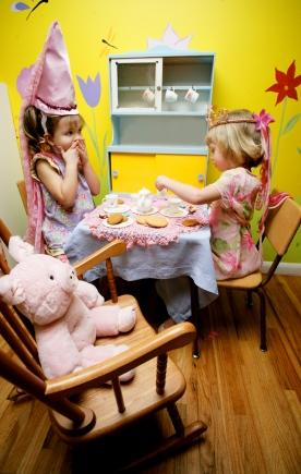 Planning a Child's Tea Party