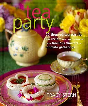 Tea Party by Tracy Stern