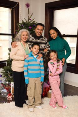 Christmas Family Holiday Party Ideas