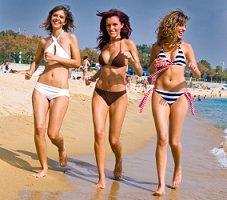 Planning a Spring Break Bikini Party
