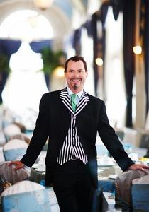 Steve Kemble, event planning guru