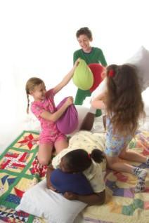 Kids Spa Party