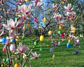 Outside Easter Decoration Ideas