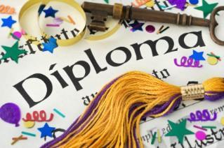 Homemade Graduation Party Favors