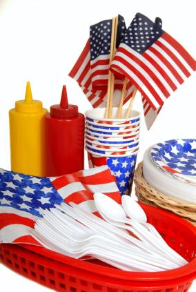 How To Make Patriotic Party Favors