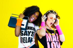 What to Wear to an 80s Party