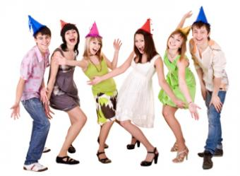 Plan a birthday surprise with friends and family