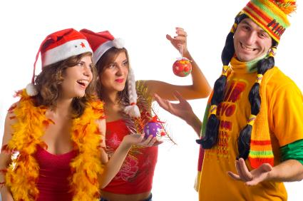 Can Christmas musical games adults join