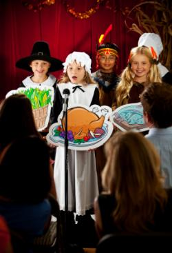 Thanksgiving performance