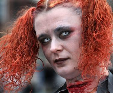 Goth; copyright Paulbroad at Dreamstime.com
