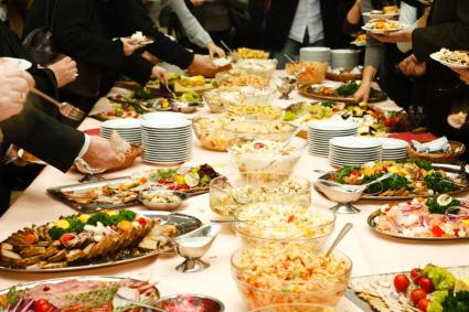 New Year's Buffet