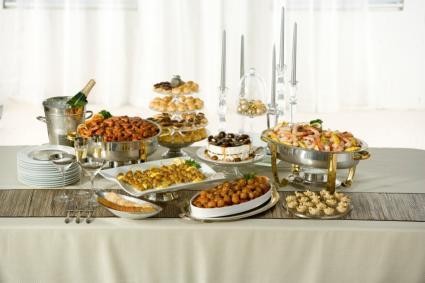 Festive NYE Buffet