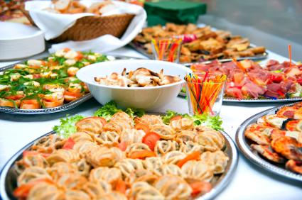 party food ideas lovetoknow rh party lovetoknow com easy buffet party food ideas children's buffet party food ideas