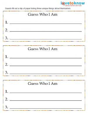Adult game printable
