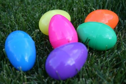 Plastic eggs