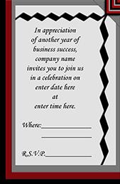 Click to print the year-end invitation.