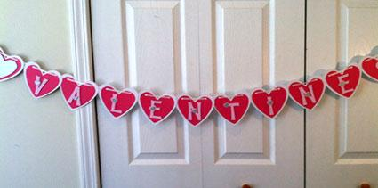 Valentine's Day Banner by Shore Exposure