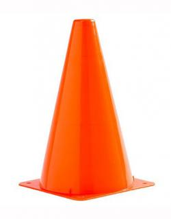 Orange Construction Cones Package of 10