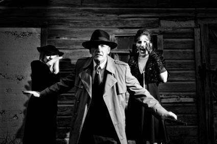 murder mystery detectives