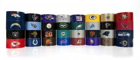 NFL Licensed Duck Tape