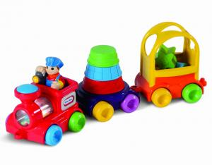 Little Tikes toy train