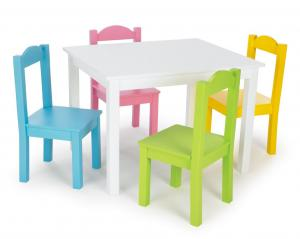 Tot Tutors table and chairs
