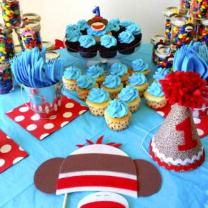 First Birthday Themes